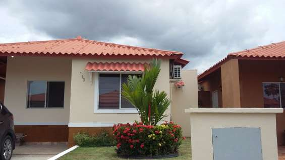 Casa en chorrera - costa verde
