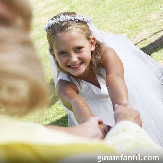 Vestiods de primera comunion o pajecita de boda